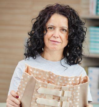 Anna Mata Ortopedia Pozzato
